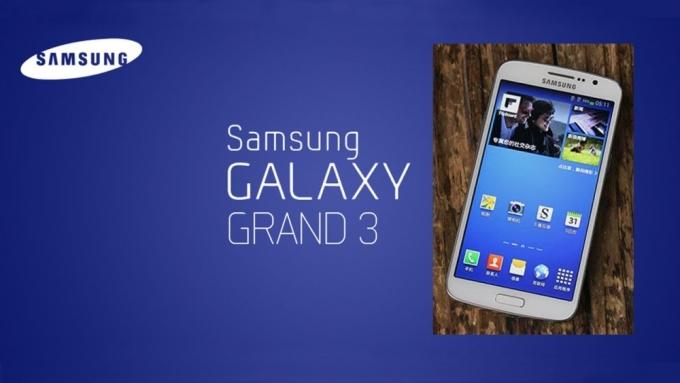 Galaxy Grand 3