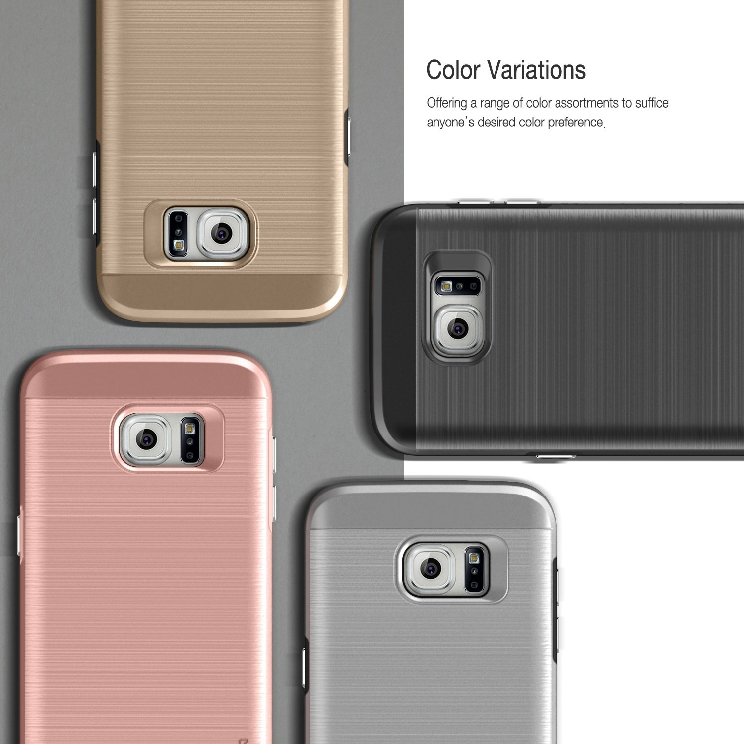 galaxy s7 rose gold case