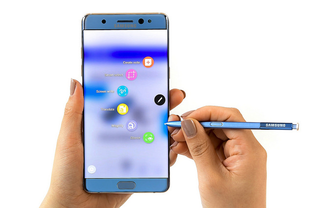 galaxy note 7 preorders