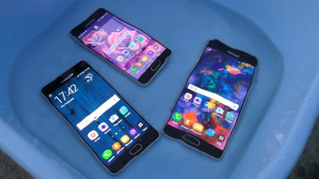 Samsung Galaxy A3 vs. Galaxy A5 2017, Galaxy A7 2017, Galaxy A5