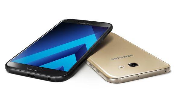 Galaxy A3 (2017), Galaxy A5 (2017), Galaxy A7 (2017), comparison