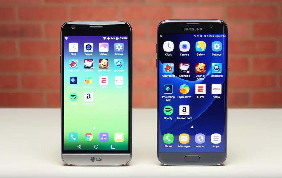 LG G6 vs. Galaxy S8, Samsung S8, LG G6, G6, Galaxy S8+