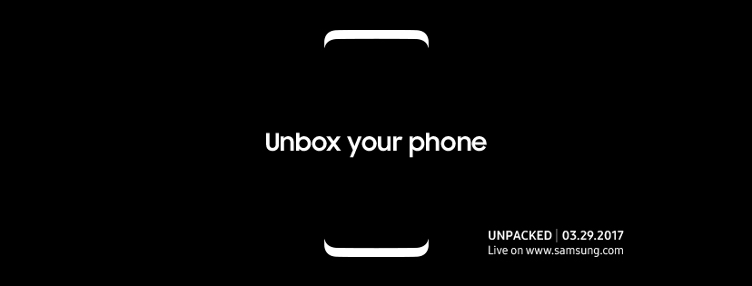 Galaxy S8 Unpacked